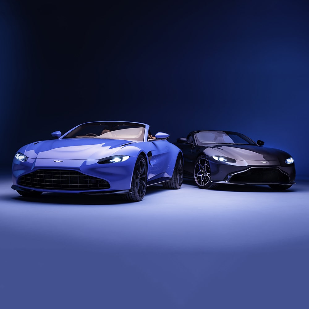 Aston Martin Enthüllt Den Vantage