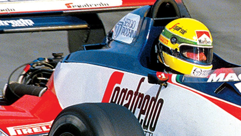 Ayrton Senna: the springtime champion 02