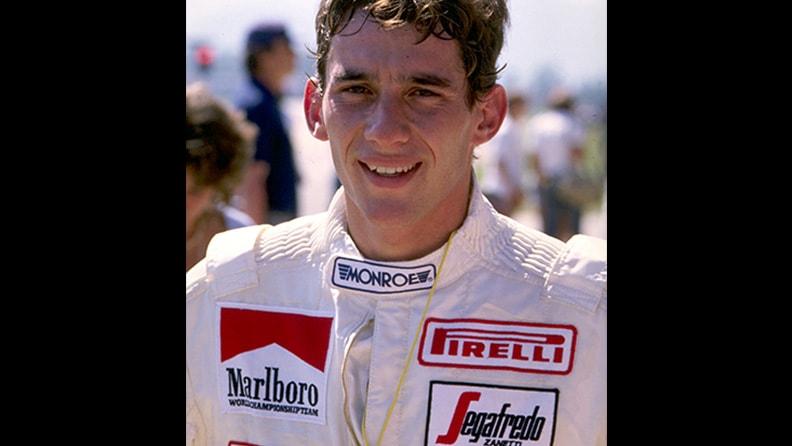 Ayrton Senna: the springtime champion 04
