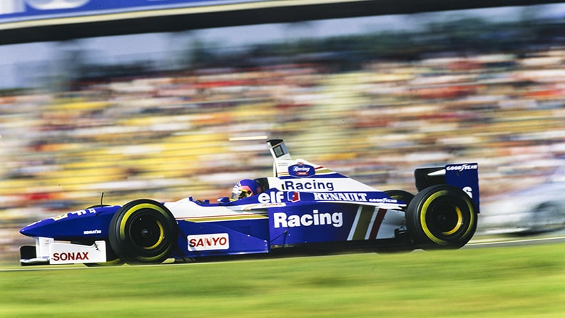 Jacques Villeneuve, the rising and setting of the son 02