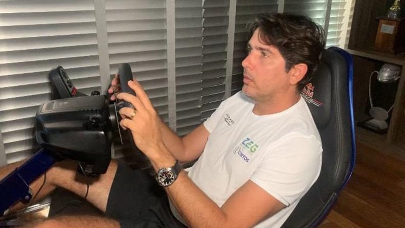 O que os pilotos da Stock Car estão fazendo durante a quarentena 04