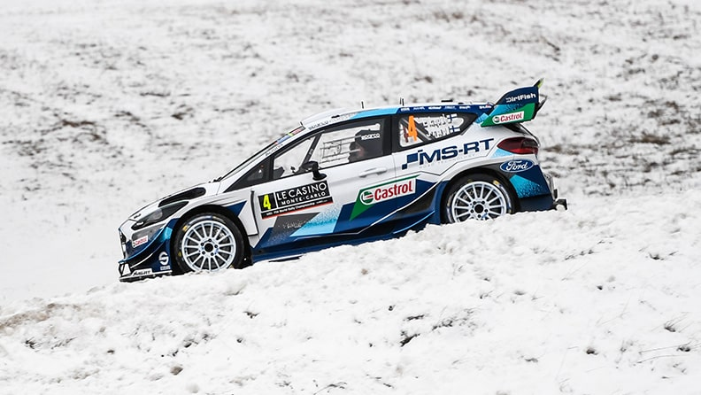 Under the skin of the Blue Oval in WRC
