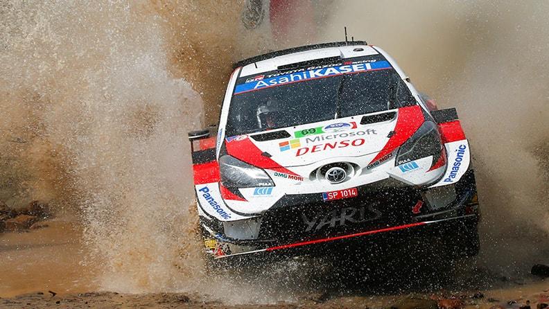 World Rally Cup, Toyota è l'auto da battere 02
