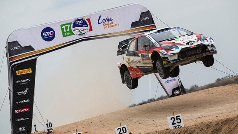 World Rally Cup, Toyota è l'auto da battere 03