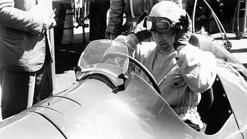 Juan Manuel Fangio, 'El campéon' of the century 02