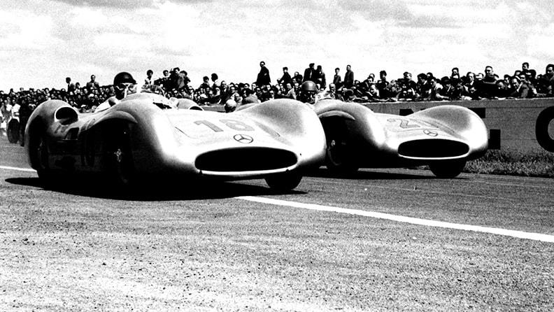 Juan Manuel Fangio, 'El campéon' of the century 03