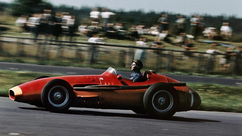 Juan Manuel Fangio, 'El campéon' of the century 05
