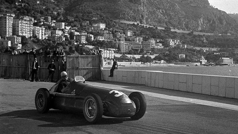 Juan Manuel Fangio, 'El campéon' of the century 06