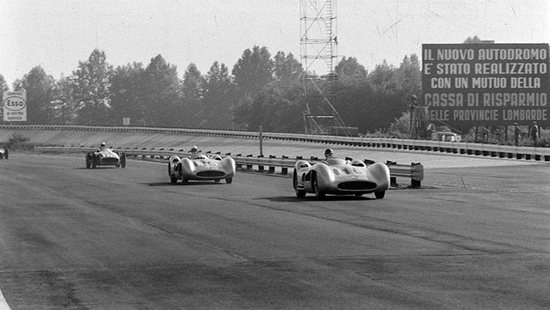Juan Manuel Fangio, 'El campéon' of the century 04