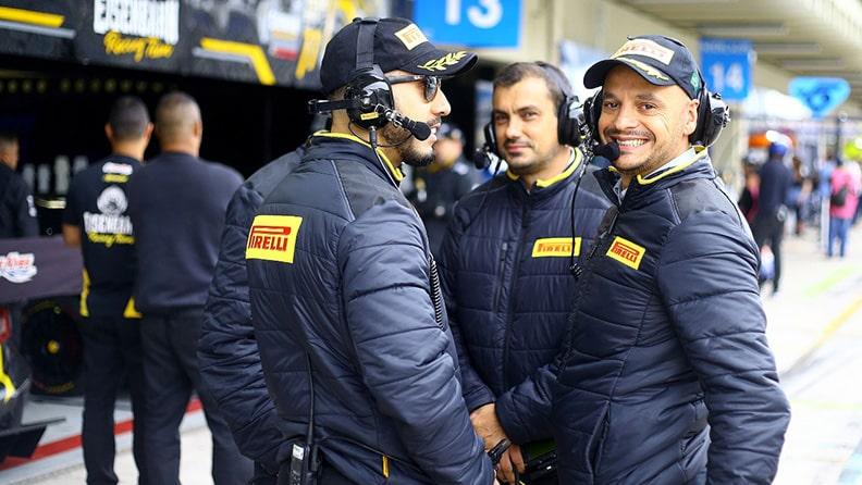 Pirelli nas pistas de corrida 03