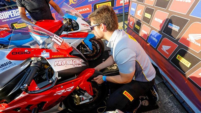 Pirelli nas pistas de corrida 04
