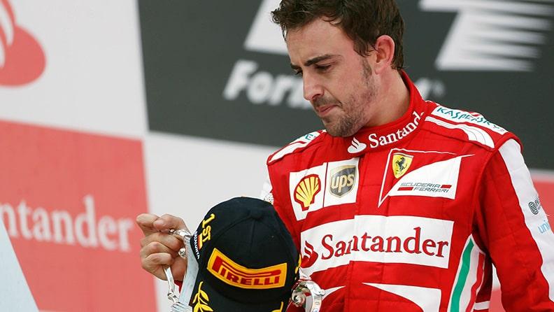 03 - Fernando Alonso, unica missione vincere