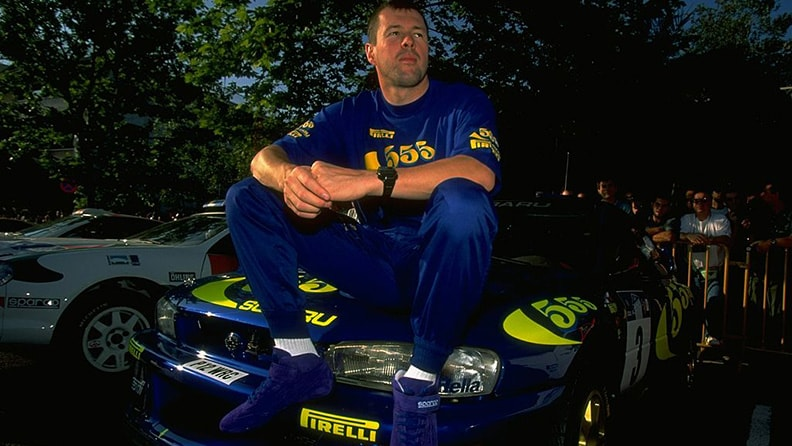 The greatest rally driver of all time