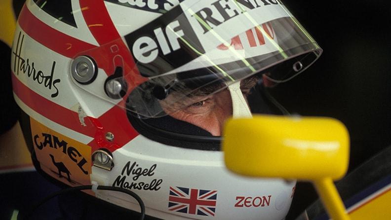 Nigel Mansell: the lionheart 02