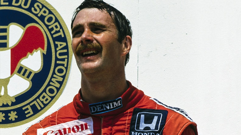Nigel Mansell: the lionheart 03