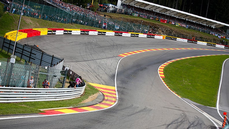 Six things you never knew about Spa-Francorchamps 01