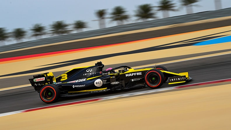 F1 Sakhir Grand Prix: una grattugia nel futuro 01