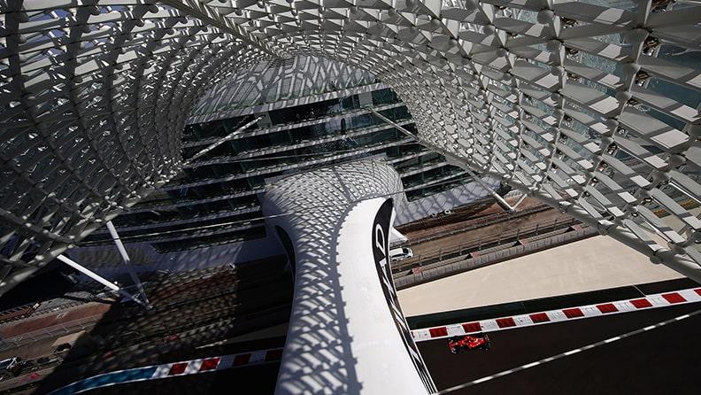 F1, GP di Abu Dhabi: tutto iniziò per colpa di un cavallo 02