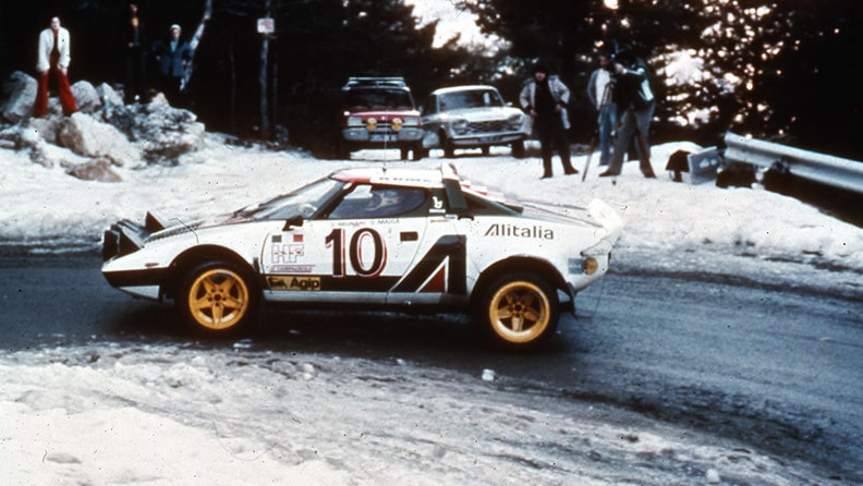 Rally, Sandro Munari: in the footsteps of the dragon 01