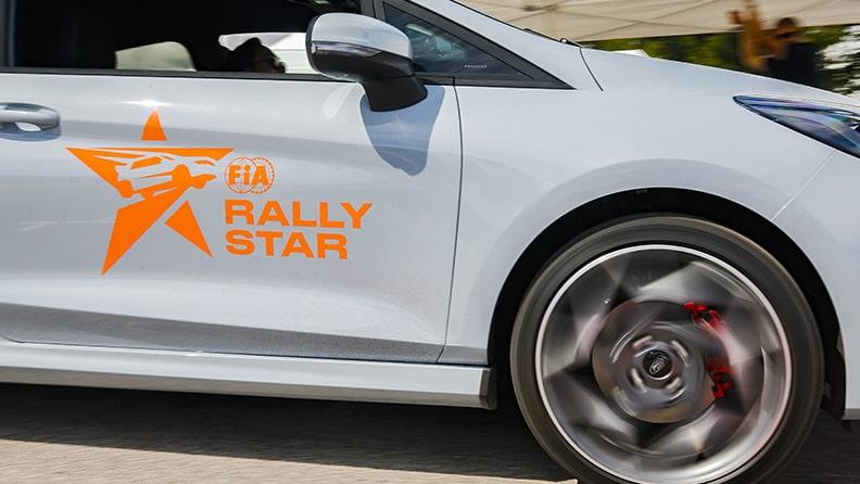 Fia Rally Star, a caccia di talenti 03