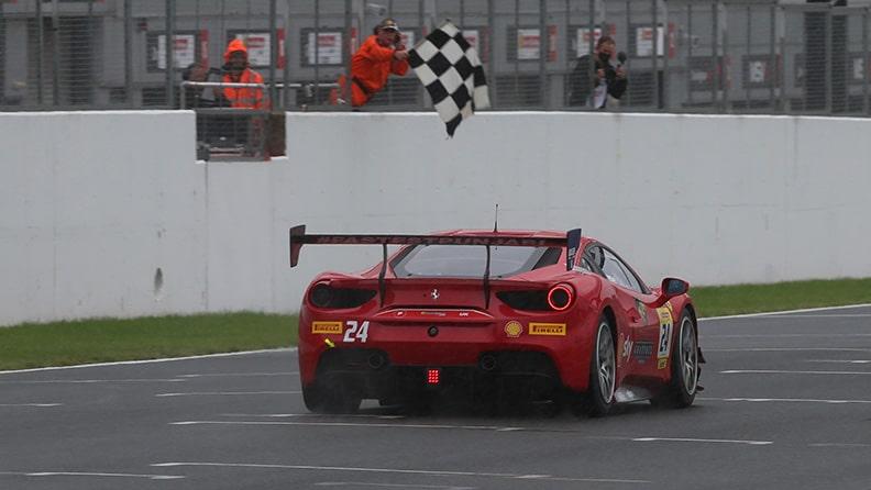 Ferrari Challenge 2021, interview with Lucky Khera 02