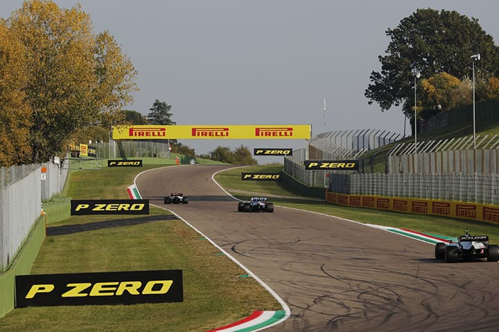 Imola: the best of Italy