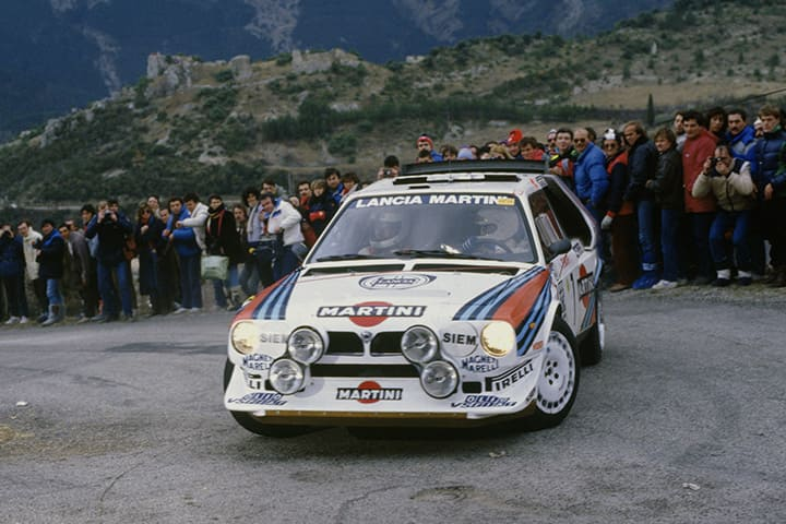Croatia Rally, getting to grips with the smooth stuff