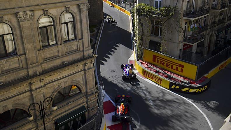 Baku is back: Formula 1 returns to its fastest streets 01