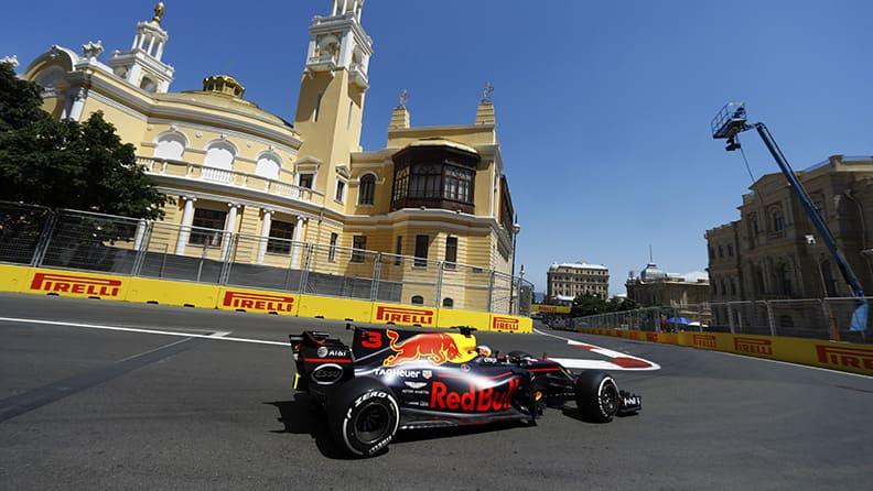 Baku is back: Formula 1 returns to its fastest streets 02