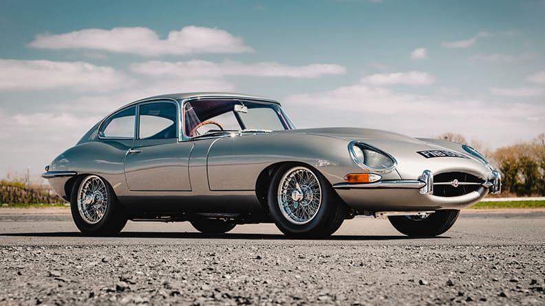 Jaguar E-type, celebrating a 60-year-old icon 01