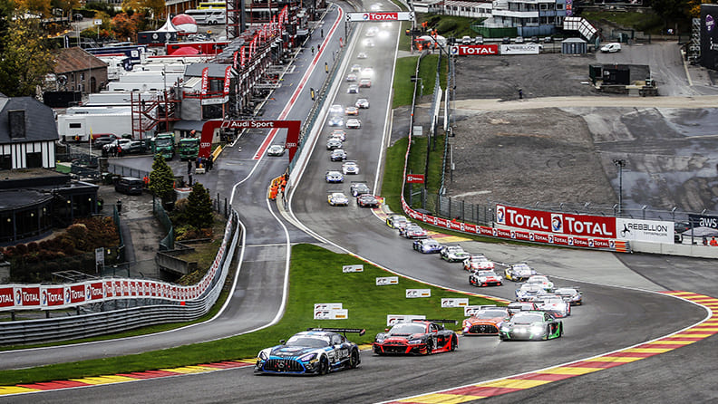 Spa 24 hours, get ready for the greatest show on earth 02