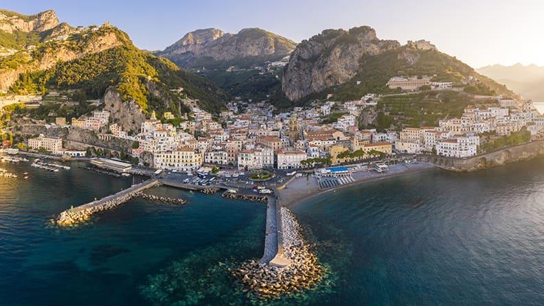 Italy, beauty and cuisine - Amalfi