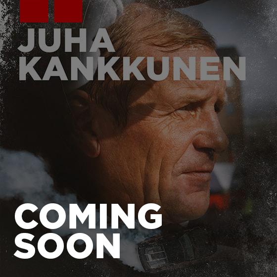 Juha Kankkunen, the calmest gladiator
