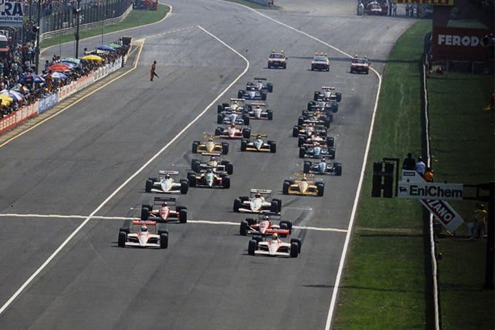 F1 Italian GP: Monza's need for speed