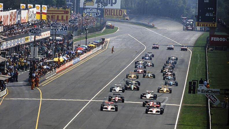 F1 Italian GP: Monza's need for speed 02