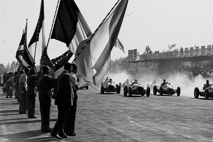 F1: 100 years of the Italian Grand Prix