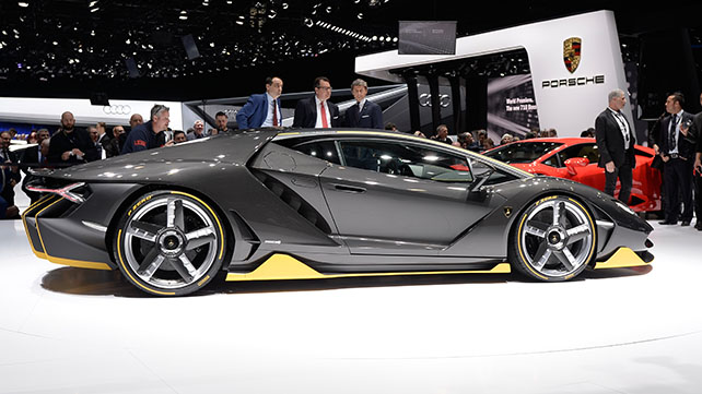 Geneva Motor Show All The Best Cars Are Wearing Pirelli - Show all cars