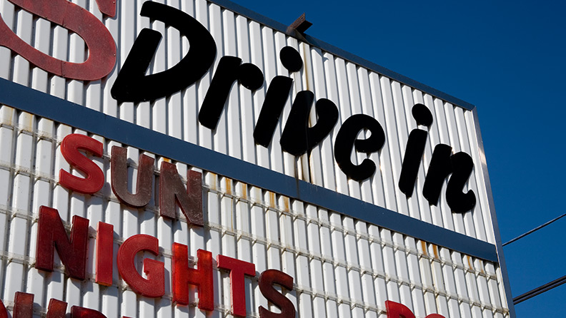 Drive In: a new boost to the system