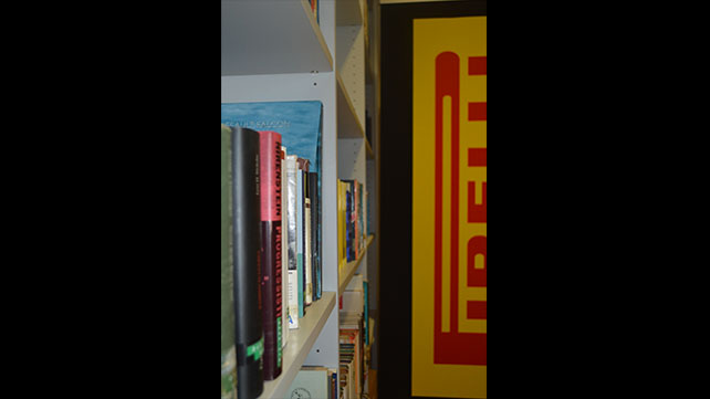 Biblioteca in fabbrica for Pirelli settimo torinese