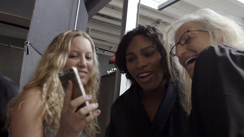 O sucesso de Serena Williams é uma história de sacrifício e dedicação 02