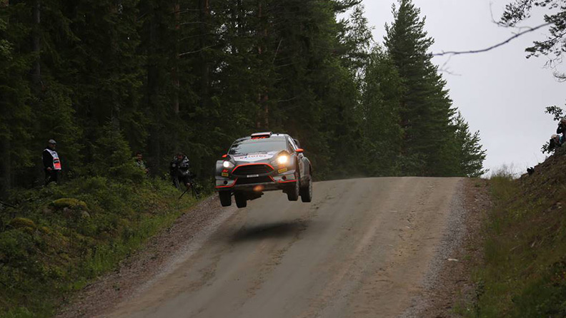 Rally Finland: the fastest rally of them all