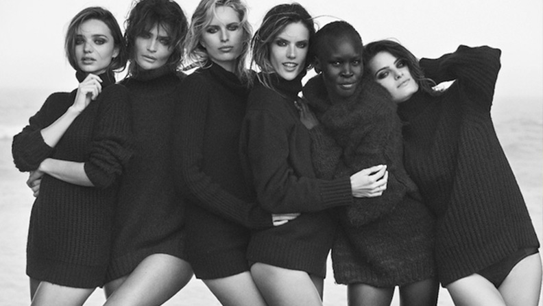 Peter Lindbergh for The Cal™ 2017 02