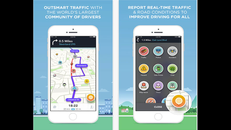 Five apps for motorists: discover them all 01