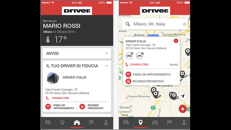 Five apps for motorists: discover them all 02