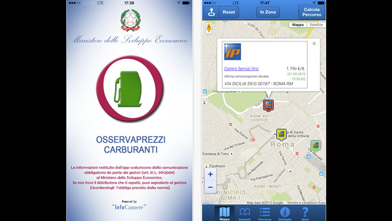 Five apps for motorists: discover them all 03