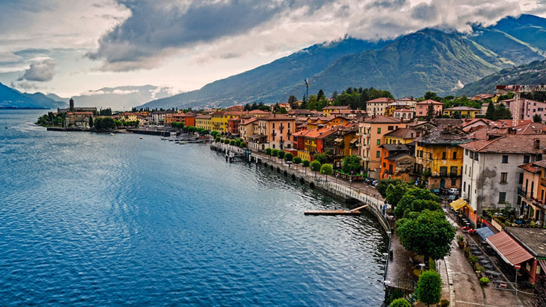 Summer holidays: five destinations in Italy to reach on your motorbike 02