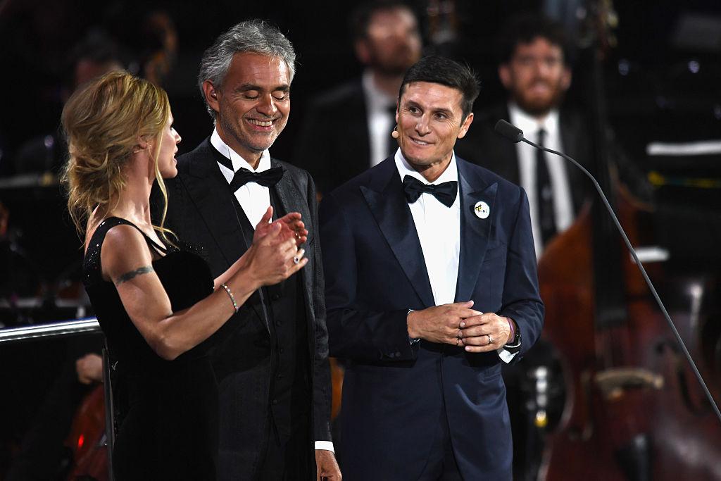 Andrea Bocelli, a voz que dá voz ao mundo