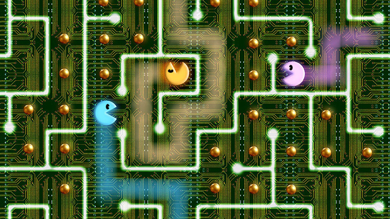 PAC-MAN: anecdotes and oddities from one of the must-have video games of the 1980s