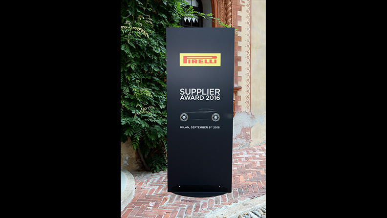 Pirelli recognizes supplier quality, innovation and sustainability 02