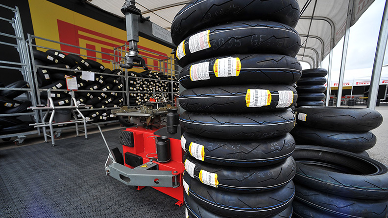 Eurospeedway Lausitz seen by the tyres 2